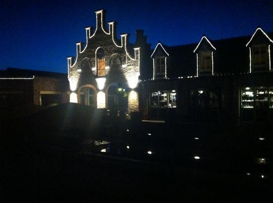 Ferienpark de Krim Texel : Hauptgebäude