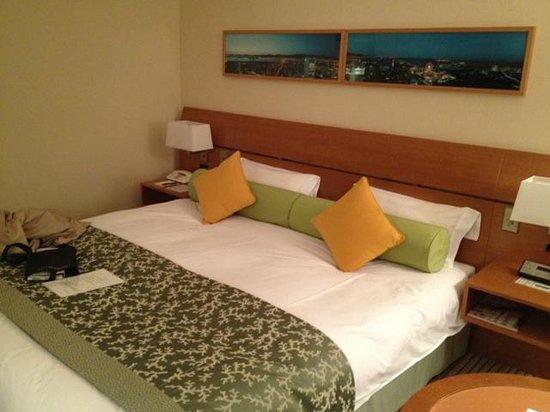 Kobe Portopia Hotel: 部屋