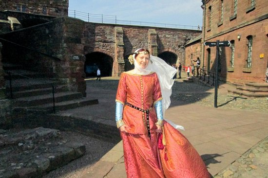 "Carlisle Castle: Queen Isabella, ""The She Wolf of France"""