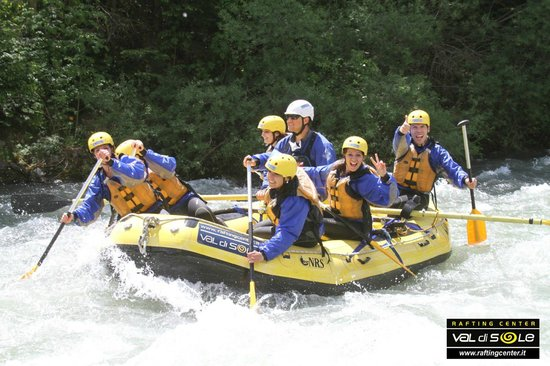 Rafting Center Val di Sole: Rafting