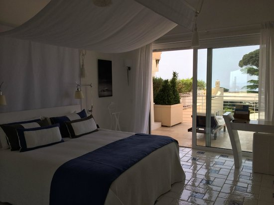 Capri Palace Hotel & Spa: Our room with a view