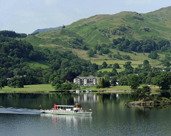 Glenridding, UK: Inn on the Lake, Ullswater