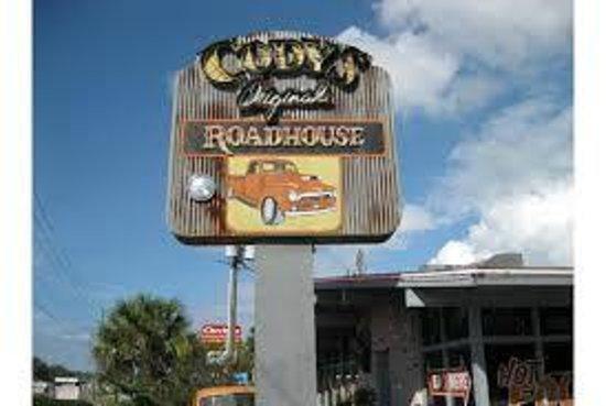 Cody's Original Roadhouse : Love it!