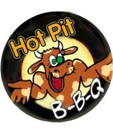 Hot Pit Bar B Q : Hot Pit Logo