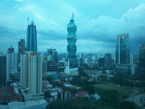 Hard Rock Hotel Panama Megapolis: Vista desde el piso 16