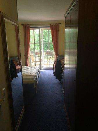 Hotel Landhaus Milser: Pokój