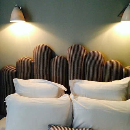 Hotel Paradis : good and simple bed