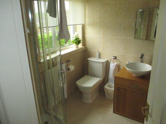 Woodedge B&B: Salle de bain