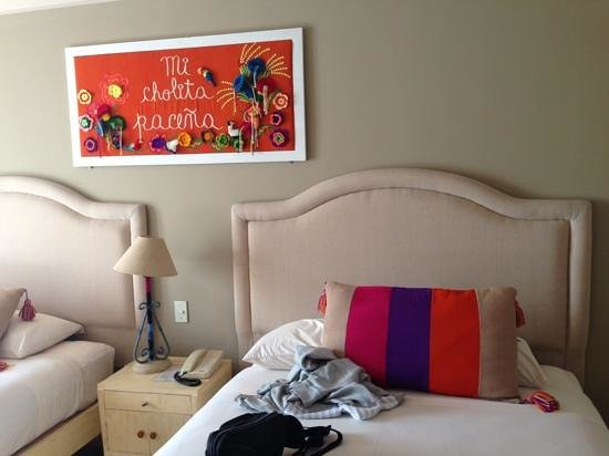 Hotel Rosario La Paz: Nice decorations
