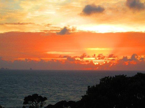 Pacific Rendezvous : sunrise