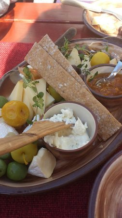 Peppersack: Cheese board