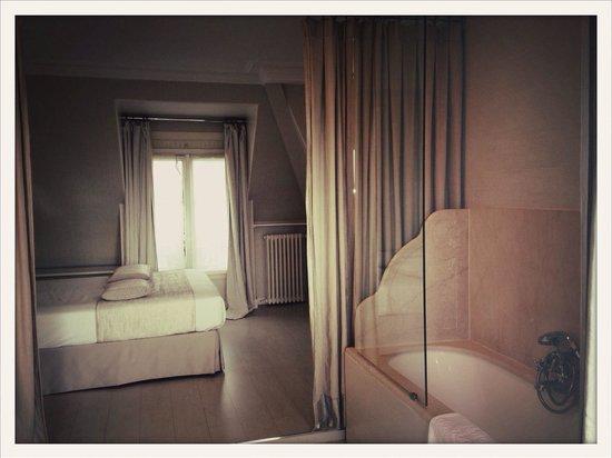 Hotel de Banville: L appartement de Marie