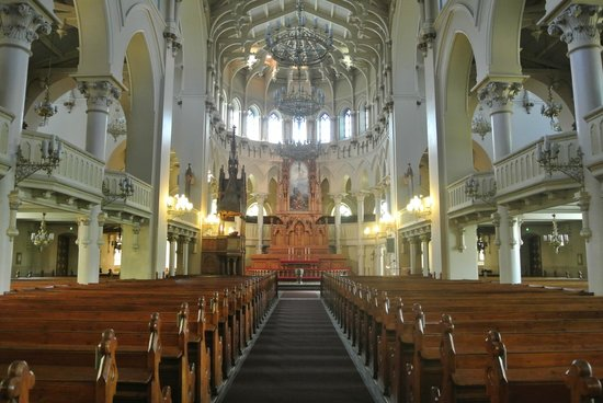 Johannes Church: Johanneksenkirkko (Chiesa di Giovanni) - Interno