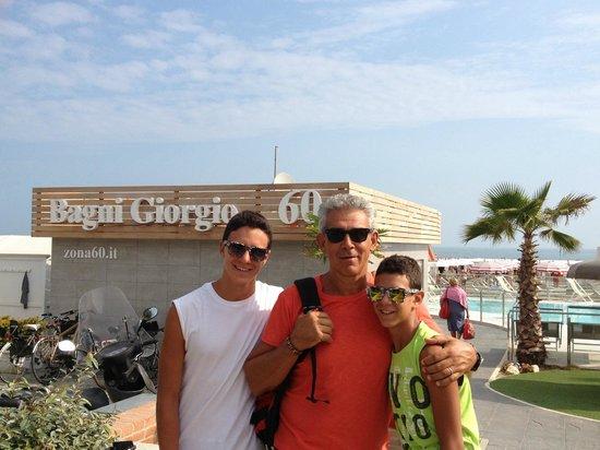 Spiaggia 60 Riccione: la nostra seconda casa <3