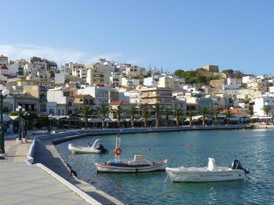 Sitia Beach City Resort & Spa : La ville de Sitia