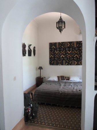 Dar Nouba: Bedroom