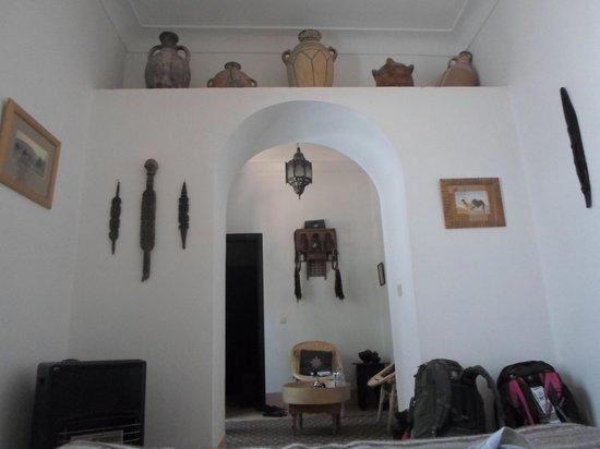 Dar Nouba: The decorations