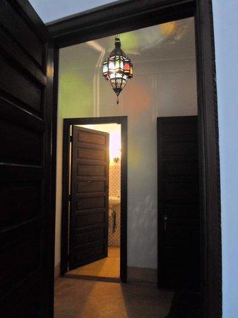 Dar Nouba: Beautiful light in the front room