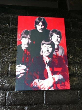 Boulevard Burgers: Beatles