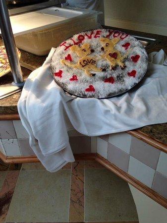 Marhaba Club Hotel: Breakfast pancakes!
