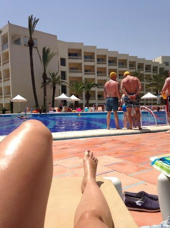 Marhaba Club Hotel: Water Polo