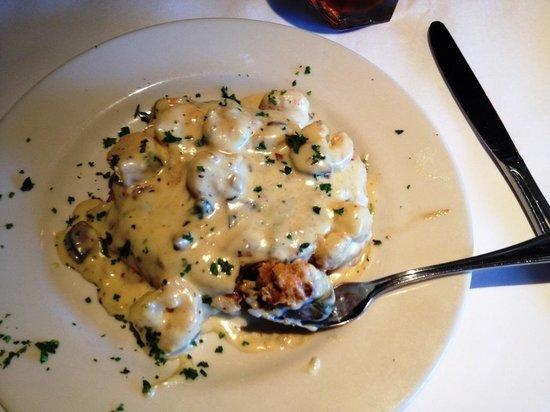 Weidmann's: Shrimp and Grits