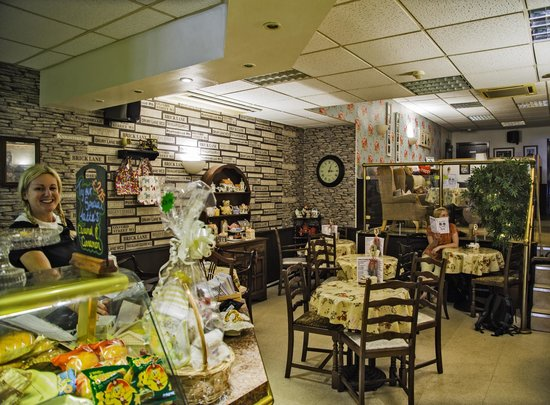 Quaint & Quirky: Nice friendly Cafe