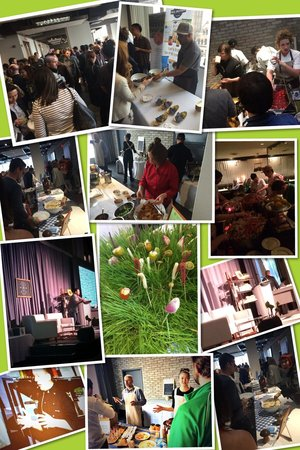 Foodies on Foot : Pictures from Terroir. Let us take care of your conference food needs with our pop-ups and theme