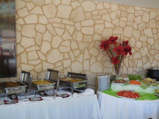 Hotel Orquidea: Buffet