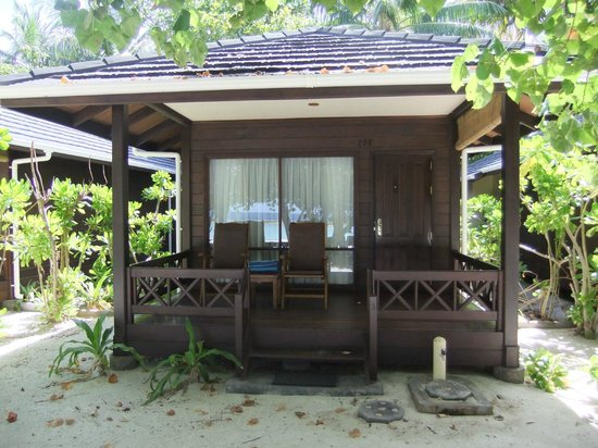 Royal Island Resort & Spa: Bungalow
