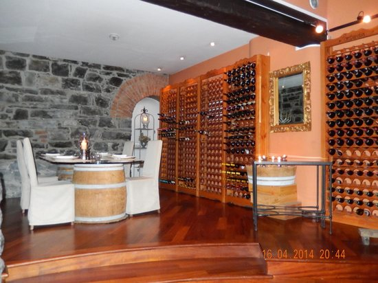 Grand Hotel Tremezzo: L'Escale Fondues & Wine Bar: heerlijk