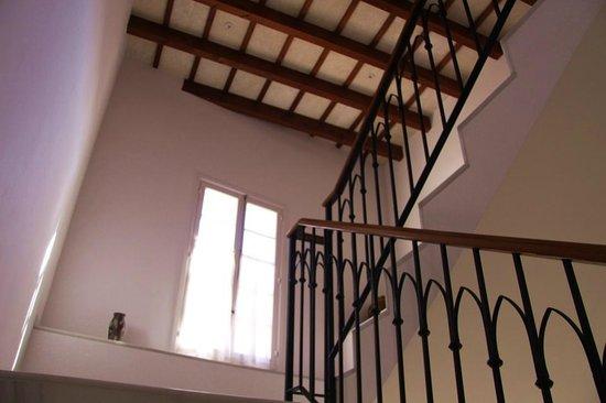 El Claustre De Ciutadella: Acceso a las habitaciones
