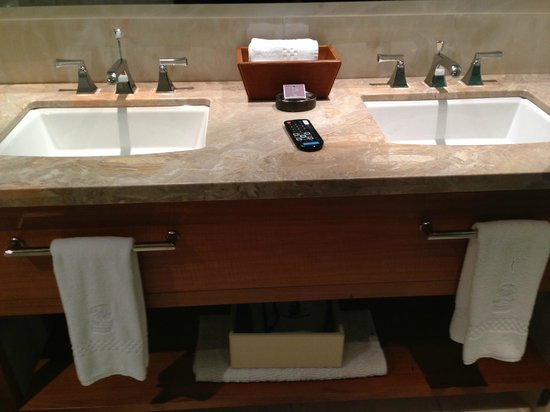 The Ritz-Carlton, Toronto : Bathroom