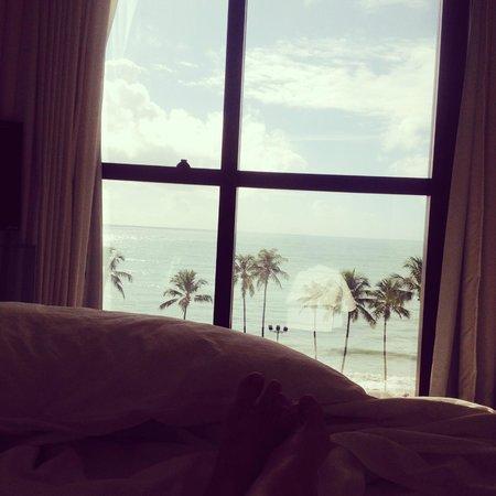 Hotel Brisa Tower: Vista do quarto!