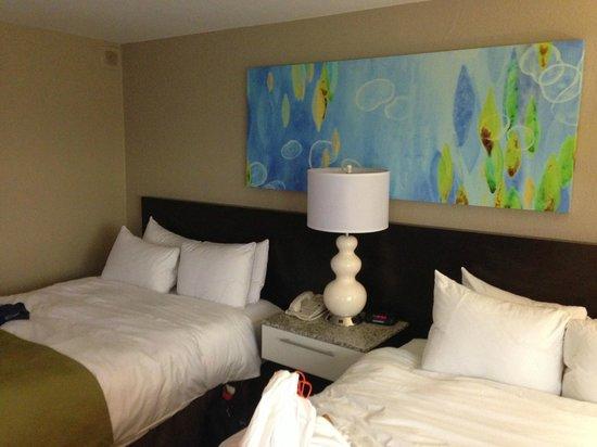 Radisson Resort Orlando-Celebration : habitacion