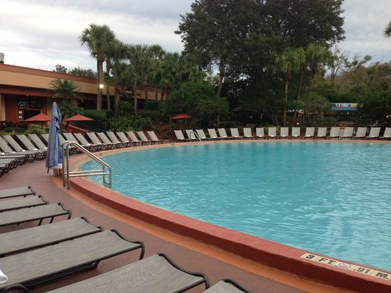 Grand Orlando Resort at Celebration: piscina