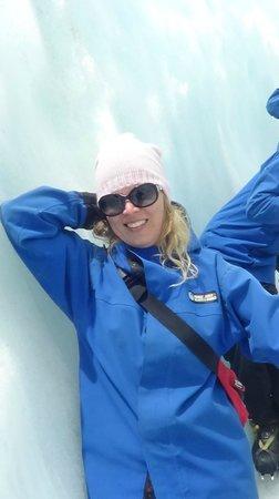 Franz Josef Glacier: Решила отдохнуть