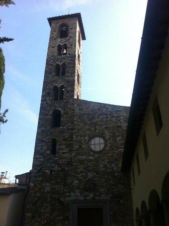 Pieve di S.Giovanni Battista a Remole