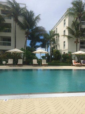 Le Vele Resort: The beautiful pool at Le Vele