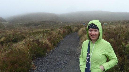 Mt Ruapehu : В пути