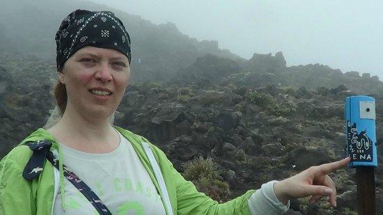 Mt Ruapehu : Персональный указатель
