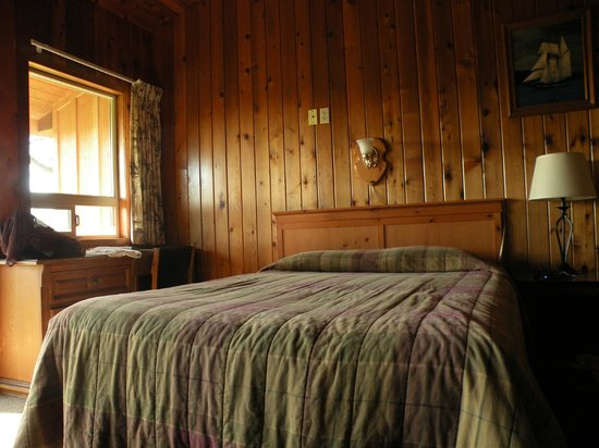 Ireland's Rustic Lodges: Inside our Garden area room