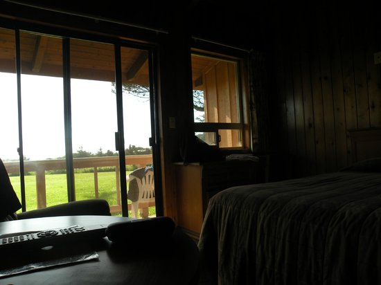 Ireland's Rustic Lodges: Room #25 interior
