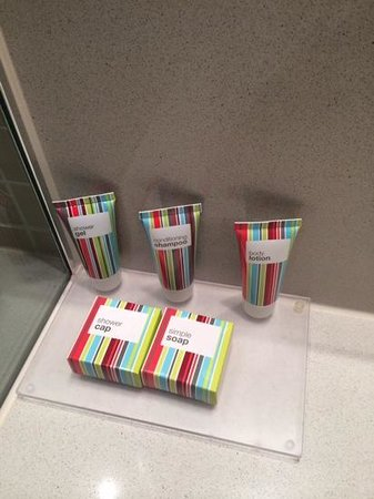 The Gibson Hotel: Bathroom Goods