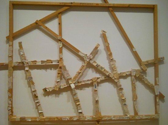 The Museum of Modern Art (MoMA) : cuadro de arte moderno