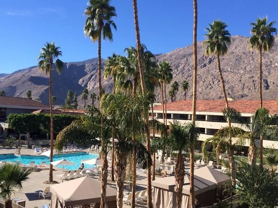 Hilton Palm Springs: Room with a View