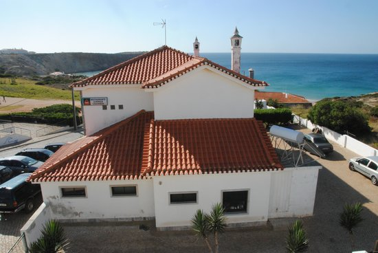 Mareta Beach Boutique Bed & Breakfast: Mareta beach hotel, view straight out from room