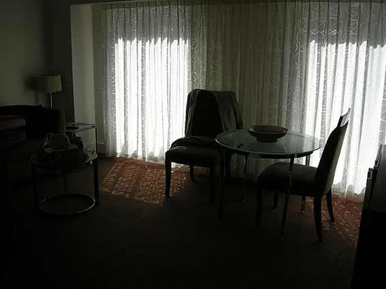 Bolton Hotel Wellington: Sitting area