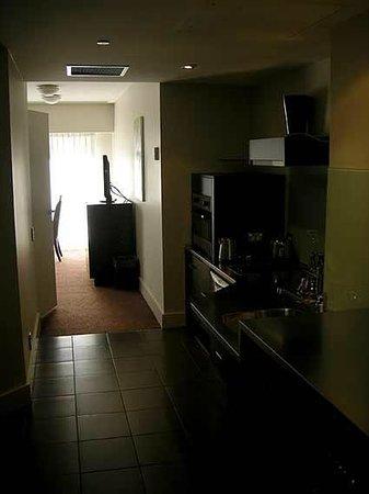 Bolton Hotel Wellington: Room entrance