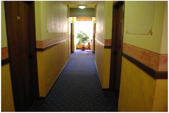 Ai Ronchi Motor Hotel: Un couloir